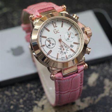 Jam Tangan Wanita Jonas Jj2015 Date Day Silver Blue Original jual jam tangan wanita gc gv 76 chrono variasi tanggal harg murah