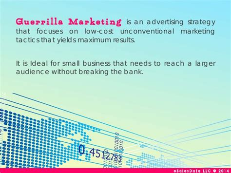 bank guerilla marketing inside every creative there s a marketing guerrilla