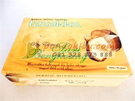 Sabun Herbal sabun herbal sari bengkoang menjadikan kulit cerah