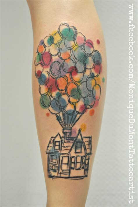 disney watercolor tattoo disney scribble up watercolor