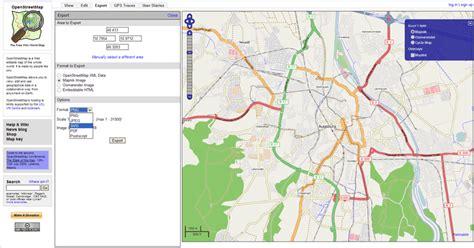 mapnik tutorial xml openstreetmap freier kartendienst allgemeines