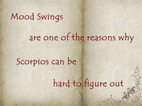 scorpio mood swings 1000 images about horoscope quot scorpio quot on pinterest