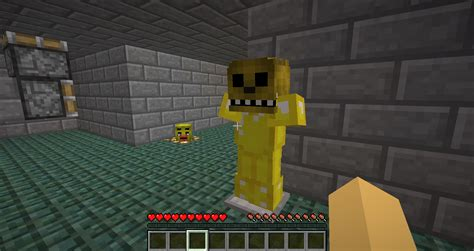 minecraft freddys nights at five five nights at freddys 3 maps mapping and modding