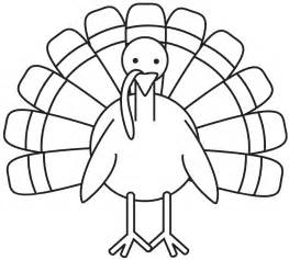 turkey to color turkey coloring page free large images