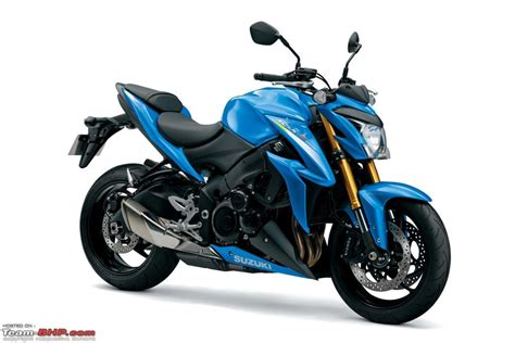 Suzuki Gsxr 750 India Suzuki Gsx 1000 And Gsx 1000f Launched In India Team Bhp