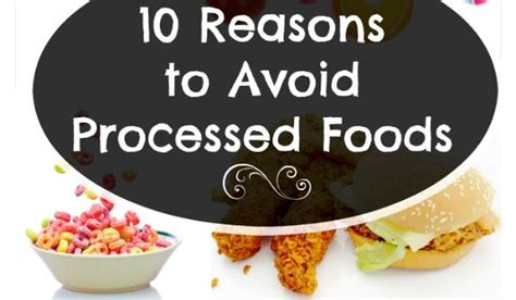 10 Reasons To Avoid Going To Bars by Reasons To Avoid Processed Food