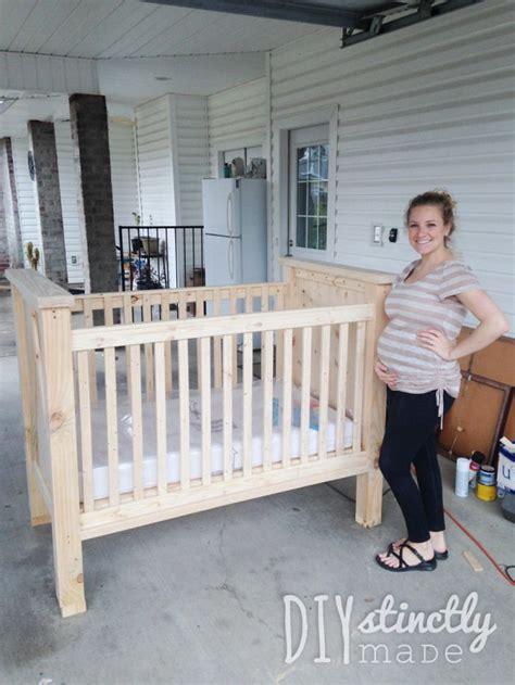 best 25 diy crib ideas on baby room furniture