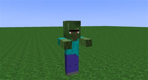 minecraft tutorial zombie villager zombie villager and villager human rigs mine imator forums