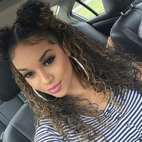 latest hairstyles for teenager for mixed cute curly hairstyle style that hair pinterest curly