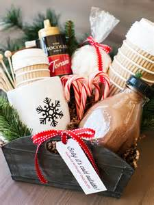 culinary gift basket ideas entertaining diy party