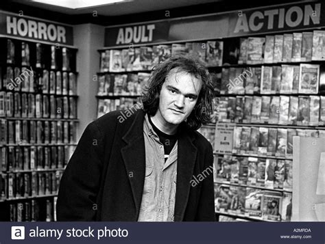 quentin tarantino film zitate black and white shot of quentin tarantino american film