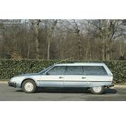 CITROEN CX Break Specs  1982 1983 1984 1985