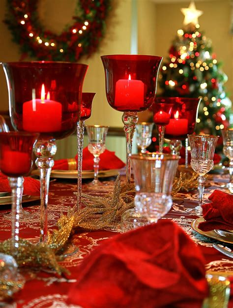 decoration noel table 40 table decors ideas to inspire your