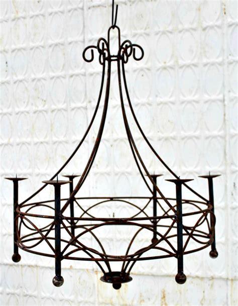 wrought iron candle chandelier lighting wrought iron chandelier candle lighting candelabra