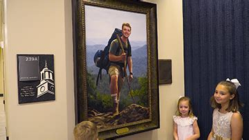 Samford Mba Cost by Samford Alumnus Legacy To Live On Through Portrait