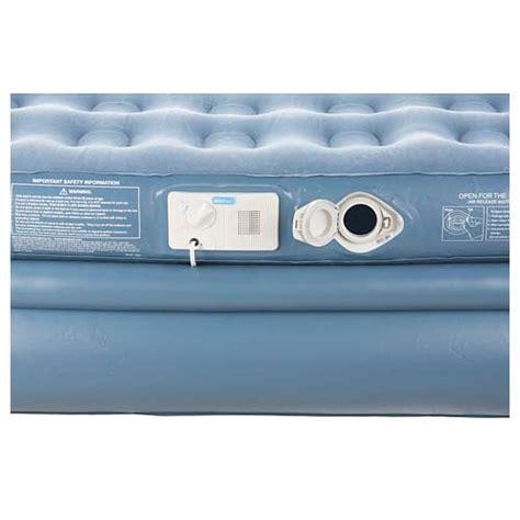 aerobed 9323 size raised quadra coil 22 quot air mattress bed aero ebay