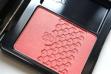 Guerlain Powder Blush Chic Pink guerlain aux joues tender blush chic pink 02 review