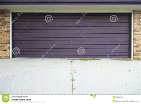 Fiberglass Garage Door Prices Fiberglass Overhead Garage Door Royalty Free Stock Images Image 26640769