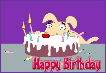 Happy Birthday Wishes Animated Gif 50 Funny Happy Birthday Gif Pictures