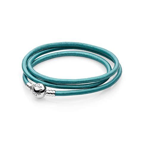 cheap leather pandora bracelets