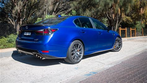 lexus gs300 blue 2016 lexus gs f review caradvice