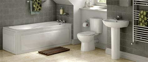 better buy bathrooms 10 of the best bathroom suites on a budget ideal home