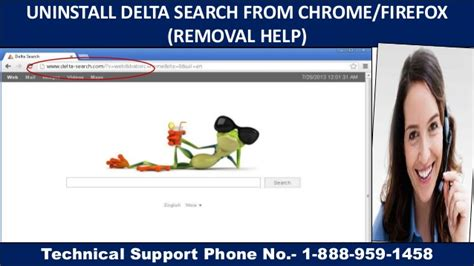 888 Directory Lookup 1 888 959 1458 Remove Delete Delta Search Virus From Chrome Ie Fireo