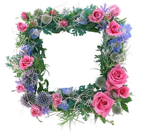 marcos para fotos de flores hermosas