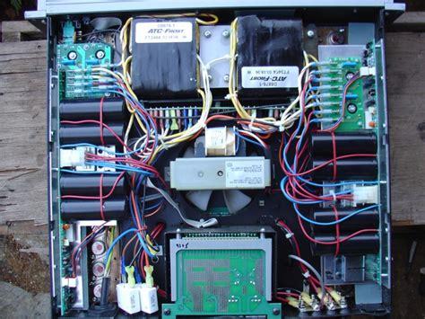Power Lifier Crown 3600 silent fan on crown ma3600vz