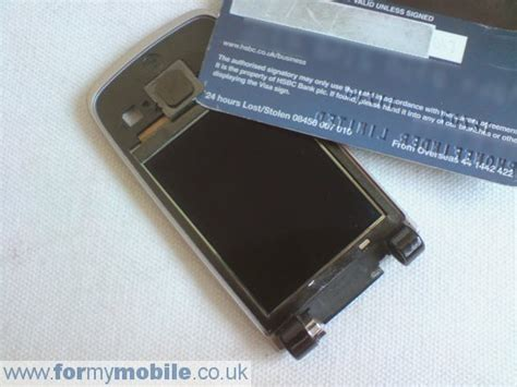 Housing Nokia 6600 Fold nokia 6600 fold disassembly screen replacement and repair