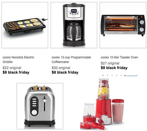 Jcpenney Kitchen Appliances | hot jcpenney lots of kitchen appliances only 7 20