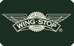 Wingstop Gift Card - check wingstop gift card balance mrbalancecheck