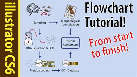 flowchart tutorial for beginners illustrator cs6 tutorial flowcharts for beginners