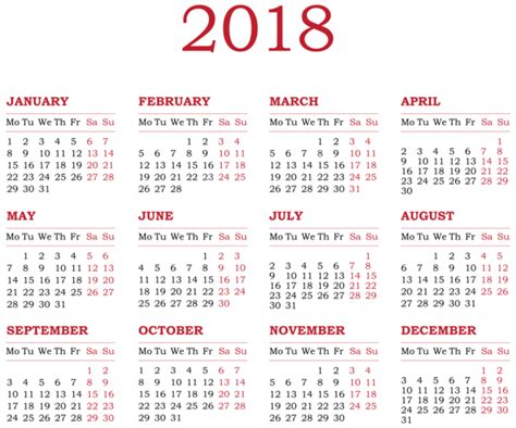 art gallery calendar 2018 2018 calendar transparent png clip art gallery yopriceville high quality images and