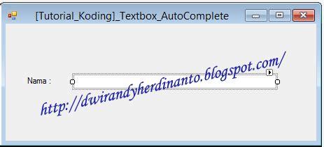 membuat textbox html membuat textbox auto complete di vb net kafe koding