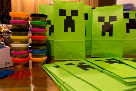 printable minecraft birthday party decorations 25 minecraft projects kids will love make and takes