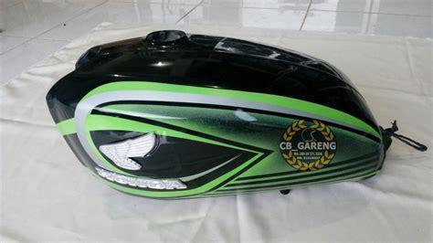 tangki cb japstyle modifikasi motor japstyle terbaru