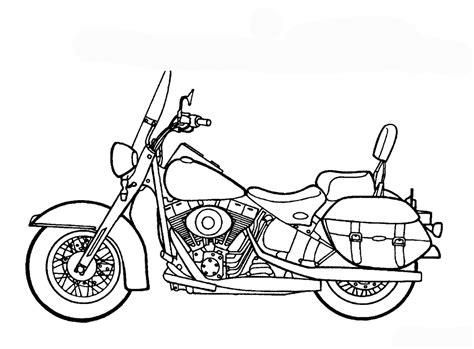 Motorrad Bilder Zum Ausmalen Ausdrucken by Vorlagen Zum Ausmalen Malvorlagen Motorrad Ausmalbilder 1