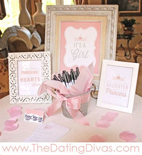 themes baby love pretty in pink baby shower theme printables printable