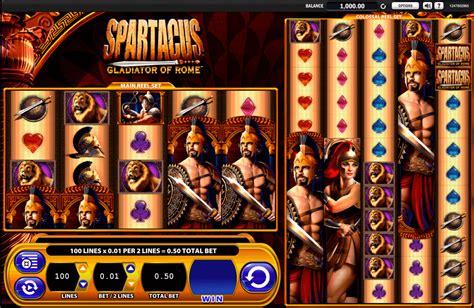 spartacus slot machine uk play  games