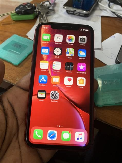 iphone xr red chip unlocked  technology market