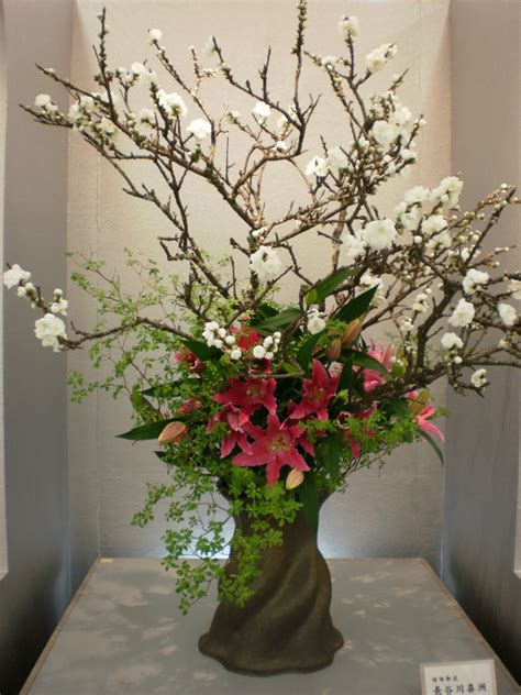 Japanese Decorative Of Flower Arrangement japanese flower arrangement 20 ikebana いけばな