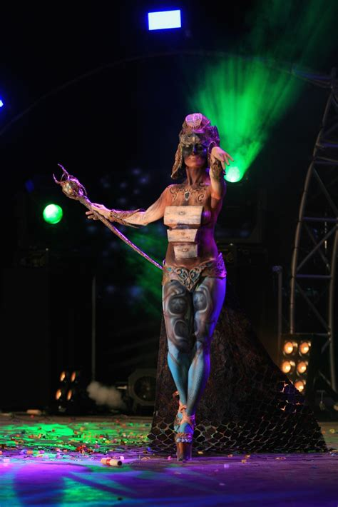 world bodypainting festival 2015 27 mind bending photos from austria s world bodypainting