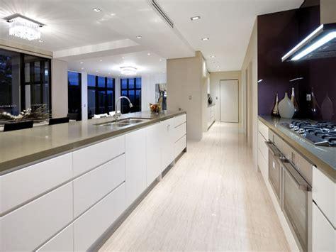 Kitchen Laminate Design Classic Galley Kitchen Design Using Laminate Kitchen Photo 272886
