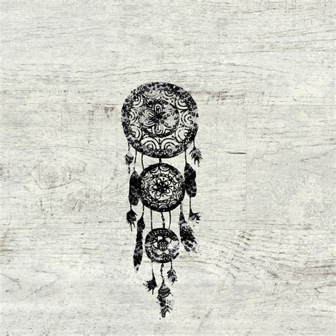 black and white hipster wallpaper hipster boho lace white black dreamcatchers we heart it