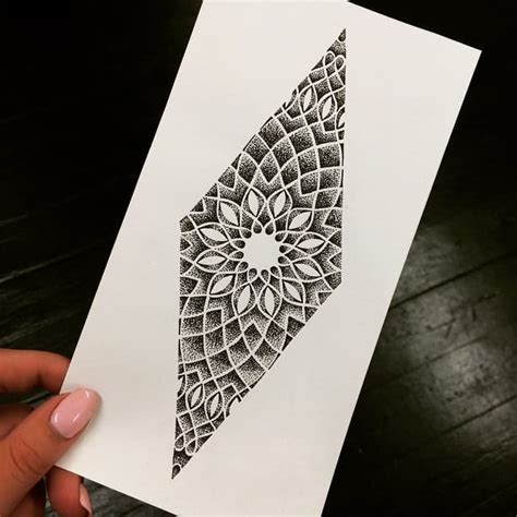 perfect geometric tattoos  meanings april