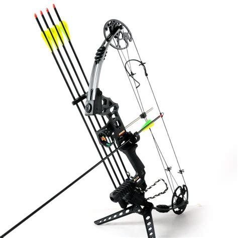 D The Bow And Arrow Set 1 bow arrow set aluminium alloy handle bow and arrow archery set compound bow