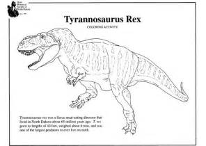 tyrannosaurus rex coloring page free coloring pages of dinosaurio t rex
