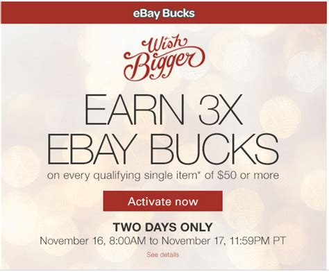 printable ebay gift certificates targeted 3x ebay bucks stack with gift card sales for