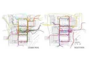 circulation patterns architecture gould architecture kansas manhattan high school